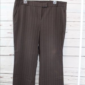 Brown New York & Company Pant - Size 16